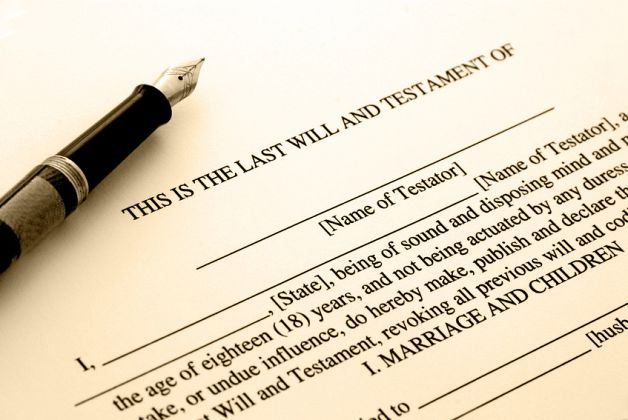 Make your Will part of your personal inventory