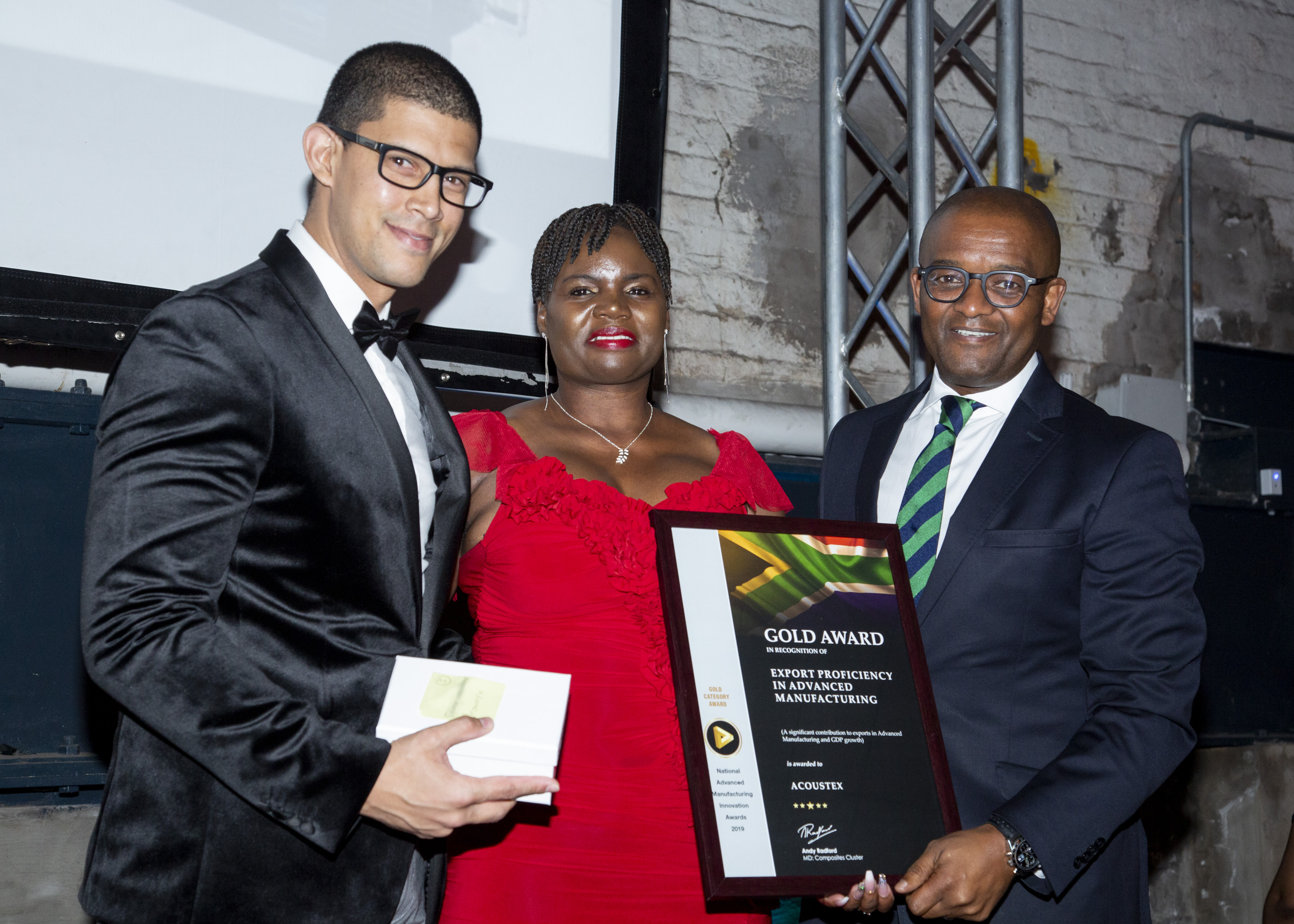 African Advanced Manufacturing Innovation Awards