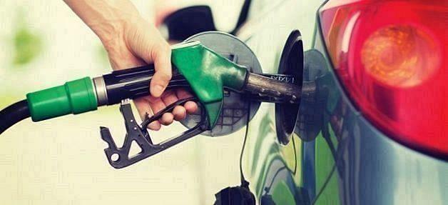 Petrol price April 2020