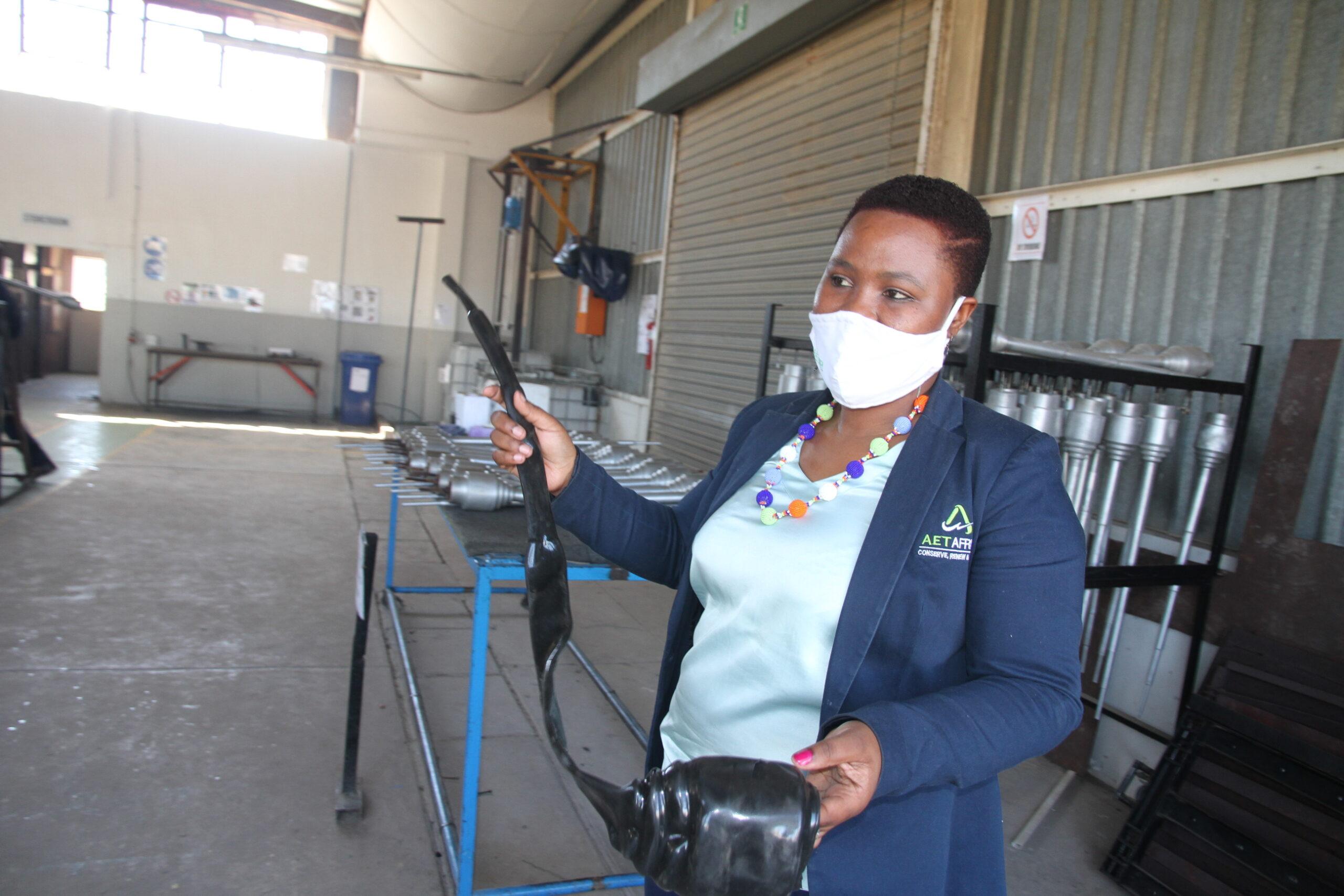 Eastern Cape businesswoman