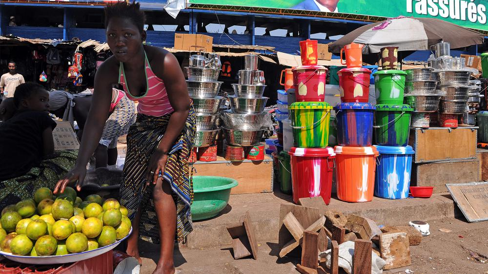 african market environement