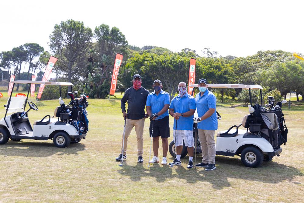 SPAR charity golf day