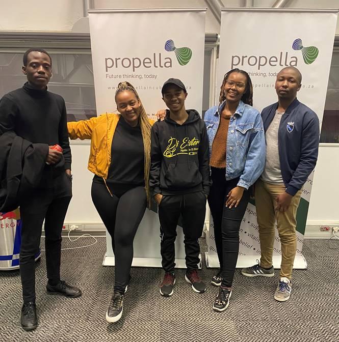 Eastern Cape Regional Hackathon a Success