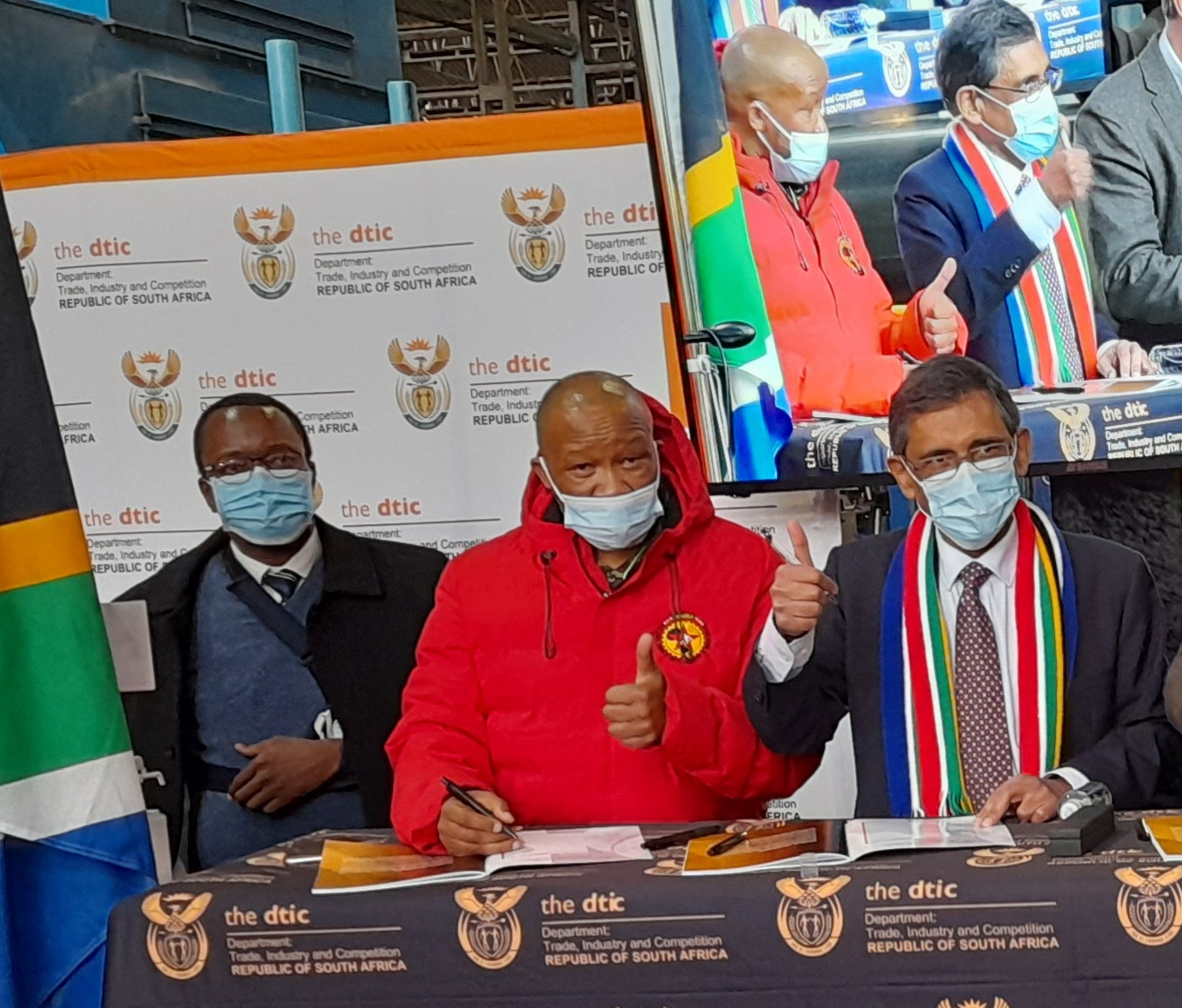 Partnership to build and strengthen the steel industry sealed