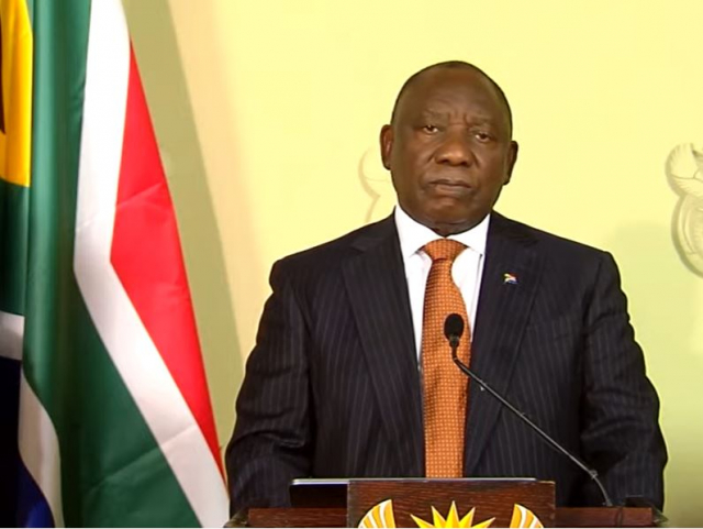 Government, business commit to rebuilding SA economy