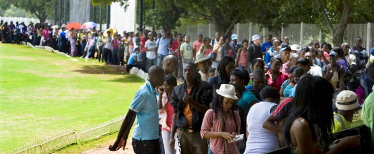 South Africa's unemployment and labour market trends: a lost decade?