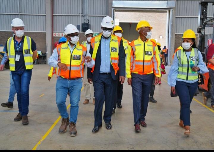 Tswane Automotive Special Economic Zone