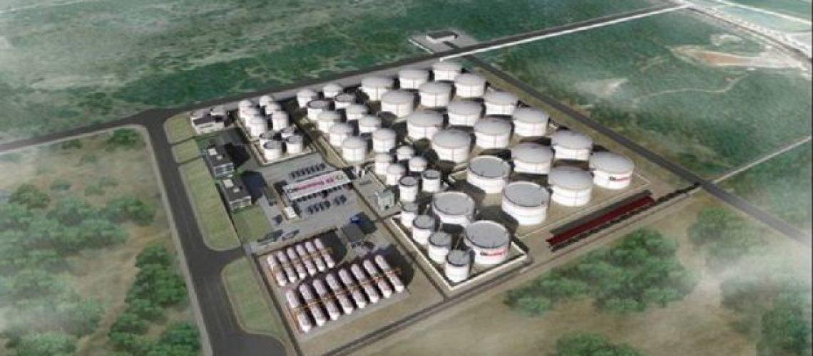 Port of Ngqura Liquid Bulk Terminal
