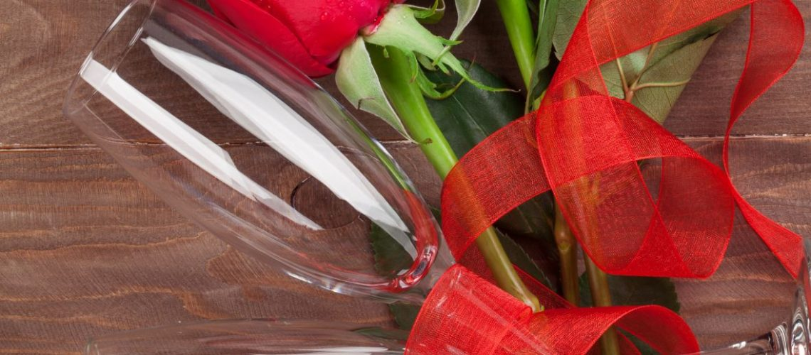 Valentine's Day on a shoestring budget