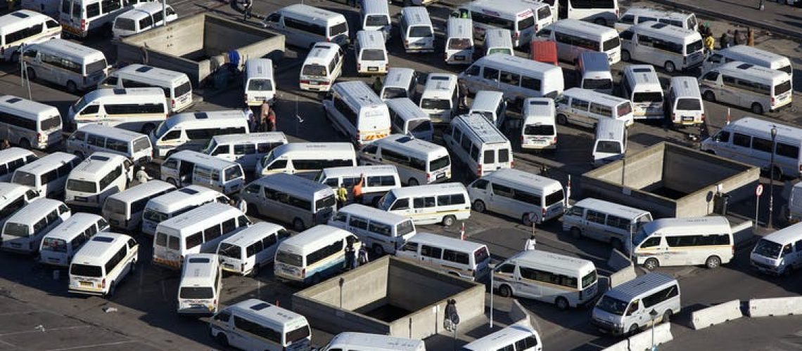 South Africa's minibus taxi industry