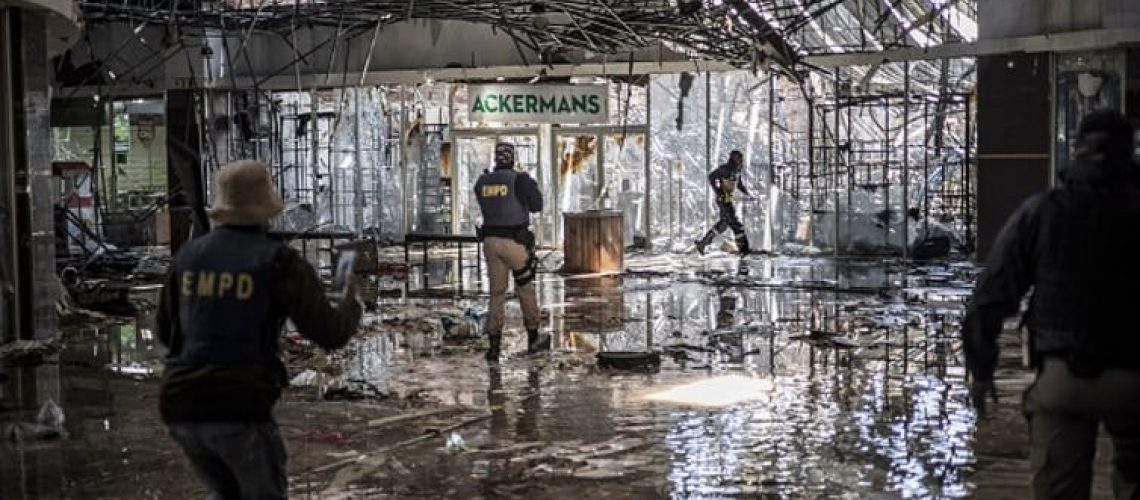Why have South Africans been on a looting rampage? Research offers insights