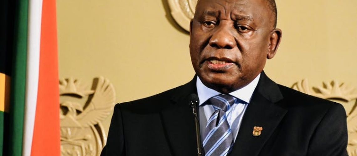 Why cabinet reshuffles in South Africa are bound to disappoint