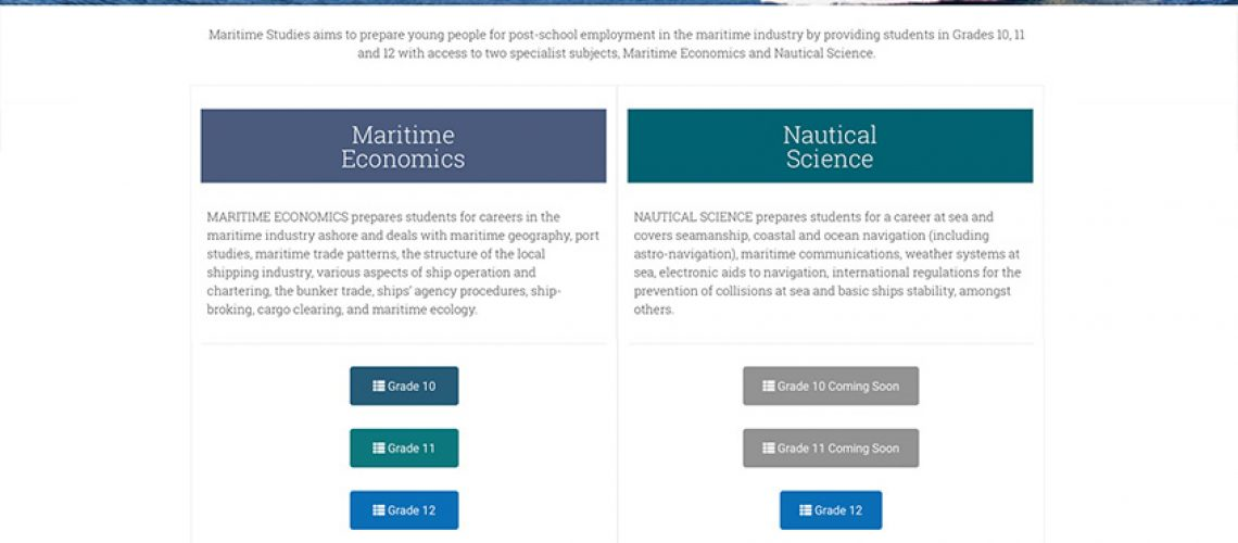 Nautical Science