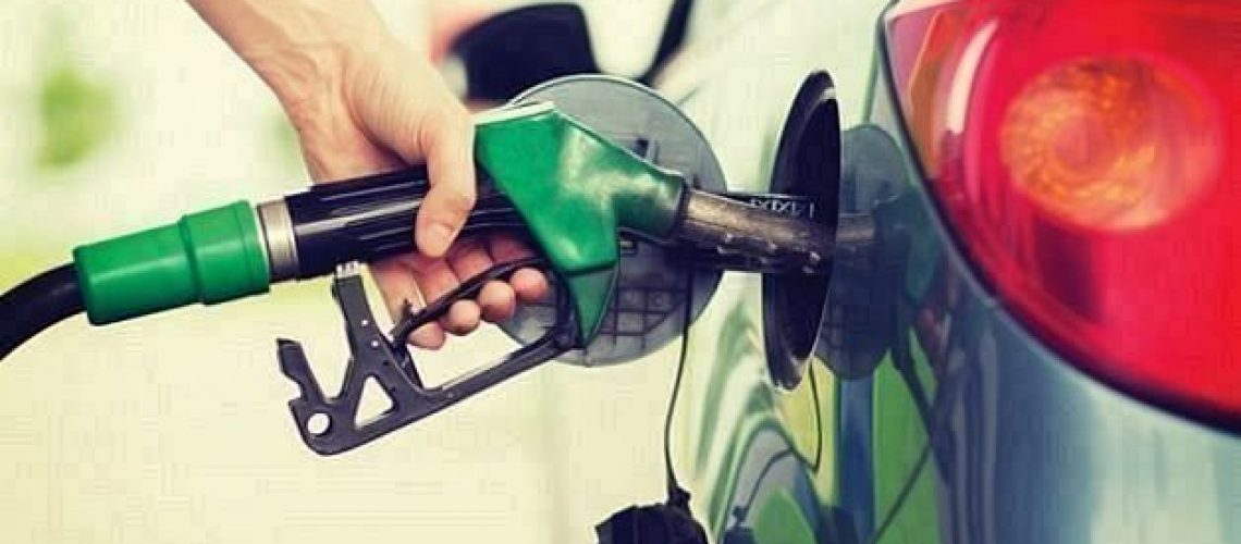 Petrol price April 2020